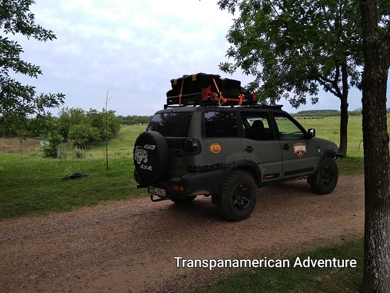 Nogoya, Argentina: Transpanamerican Adventure Adventure & Expedition tours in South America 4x4 adventure vehicule rental