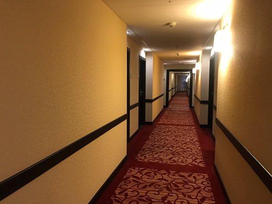 Неплохой Отель в старой части города