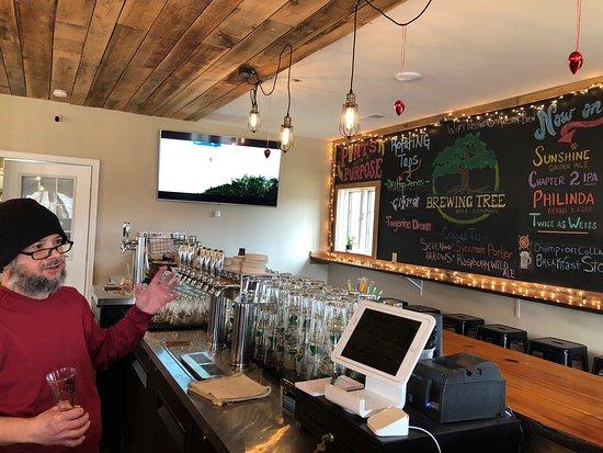 Brewing Tree Beer Company