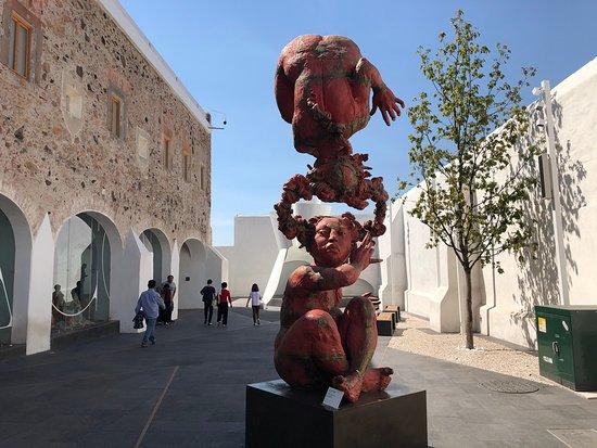 Museo de Arte Contemporáneo Querétaro MACQ