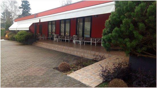 Vista esterna - Picture of Vecchia Dogana, Galliate ...
