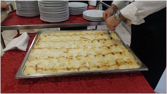 Carpaccio di bresaola - Picture of Vecchia Dogana ...