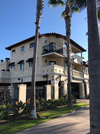 Picture Of Balboa Inn Newport Beach