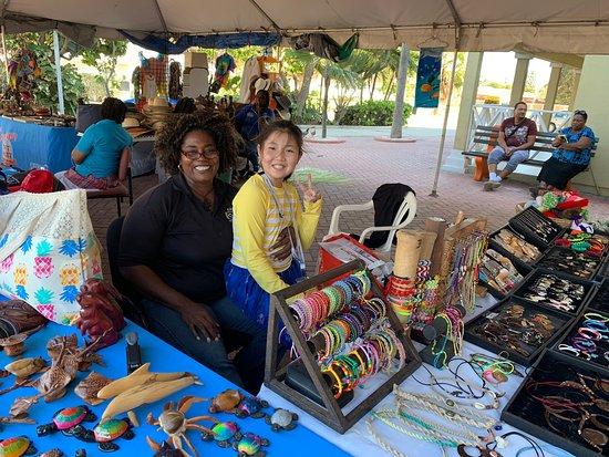 Cayman Craft Market fotografia