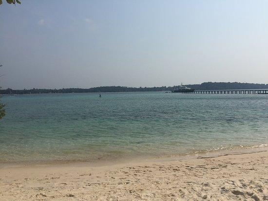 Ko Kham: Shallow, Clear, Warm Waters