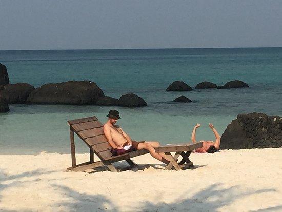 Ko Kham: Gorgeous Beach