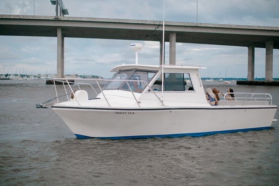 Charleston Yacht Tours