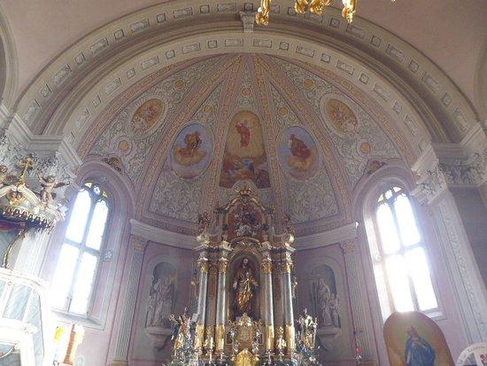 Die Pfarrkirche Markt Griffen - Kath. Pfarrkirche hll. Peter und Paul