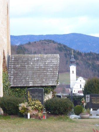Kirche St. Margaretha in Lieding