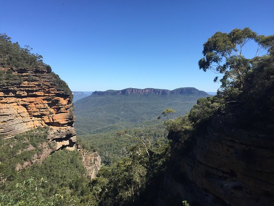 Blue Mountains Visitor Information