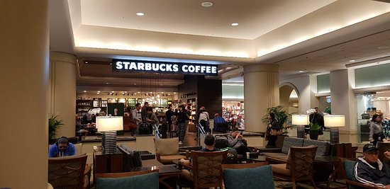 写真Starbucks Coffee Ala Moana Hotel枚