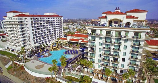 THE WATERFRONT BEACH RESORT, A HILTON HOTEL - Updated 2019 Prices & Reviews (Huntington Beach ...
