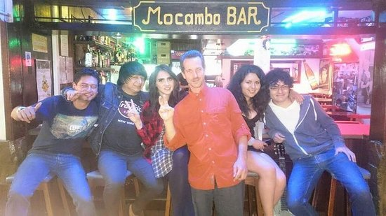 ‪Mocambo Rock & Roll Bar‬