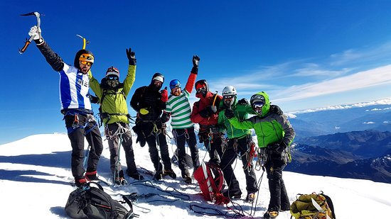 Andes Climbing Expeditions