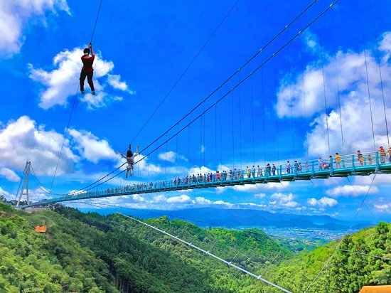 Forest Adventure Mishima Skywalk