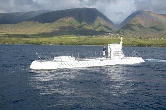 毛伊岛亚特兰蒂斯潜艇探险和皇家拉海纳卢奥
