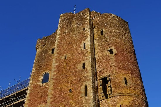 Five Scottish castles tour from...