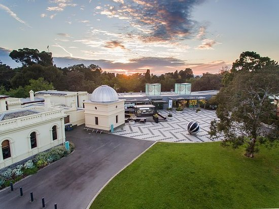 Starry Southern Skies- Royal Botanic...