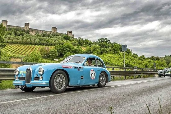 FOLLOWING 1000MIGLIA