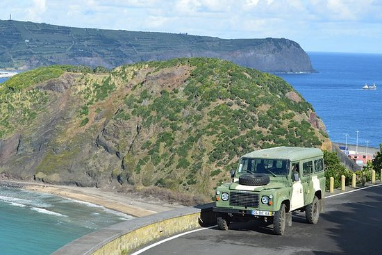 Faial Island - Jeep or Van Tour...
