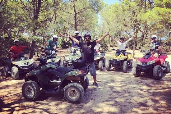 Ibiza Quad ATV Tour