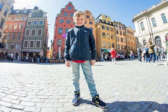 Photoshoot tour Medieval Stockholm