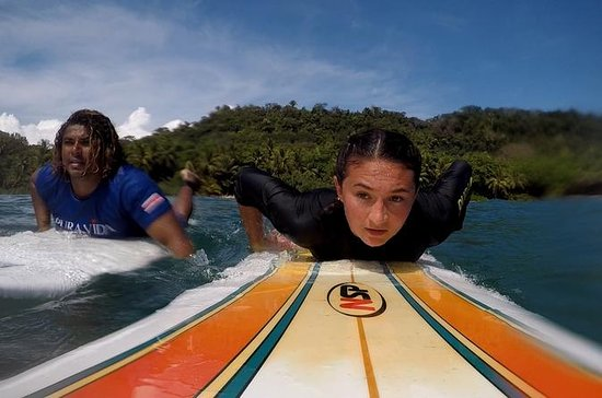 Cabuya Surfing Adventure with Young...