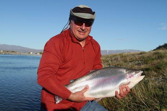 Mackenzie District, نيوزيلندا: #BigFishHole
