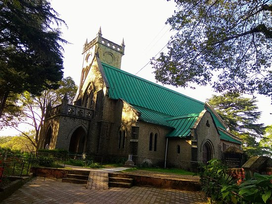 Kasauli Baptist Church