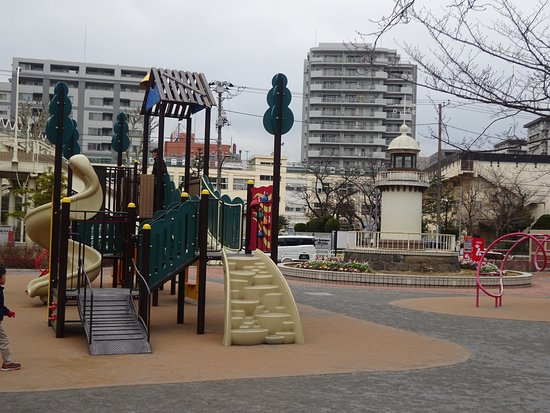 Higashi Shinagawa Park