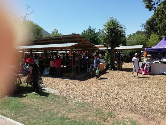 Greyton Saturday Market