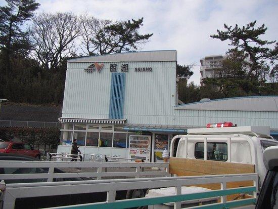 Seisho Parking Area Inbound
