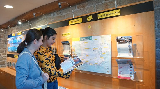 Office de Tourisme de Pont-l'Abbé