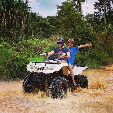 ‪X-Quad Samui ATV Tour‬