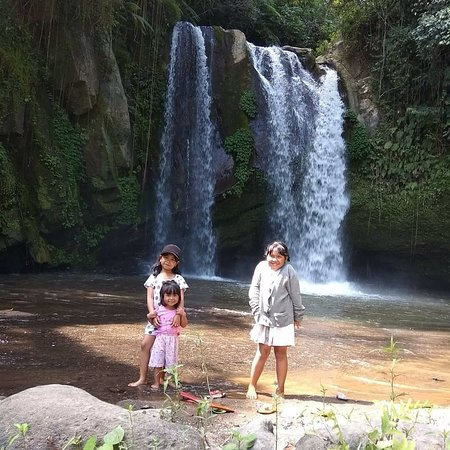 Pelaga, Indonézia: Tukad Bangkung Waterfall