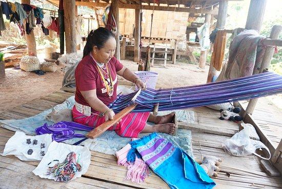Kleding Maken.Karen Village Eigen Kleding Maken Picture Of Chiang Mai Trekking