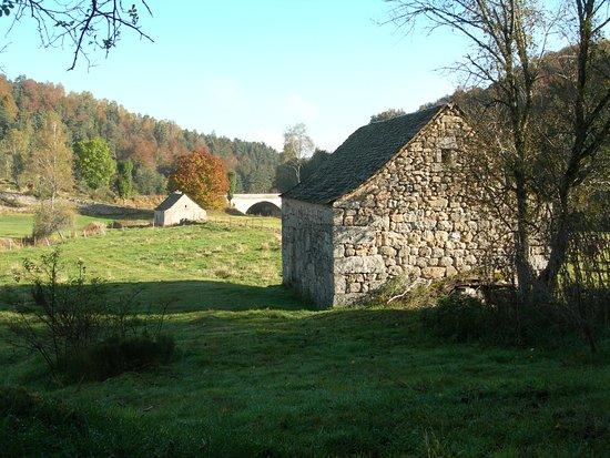 Fau-de-Peyre, França: Les Moulins sur la commune du Fau de Peyre