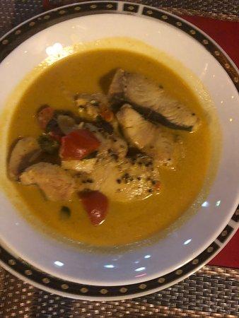 Serendib Restaurant: Mega pyszne jedzonko, wspaniała kolacyjka. Polecam!