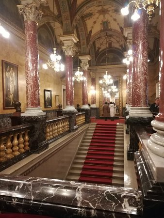 Hungarian State Opera House Magyar Allami Operahaz