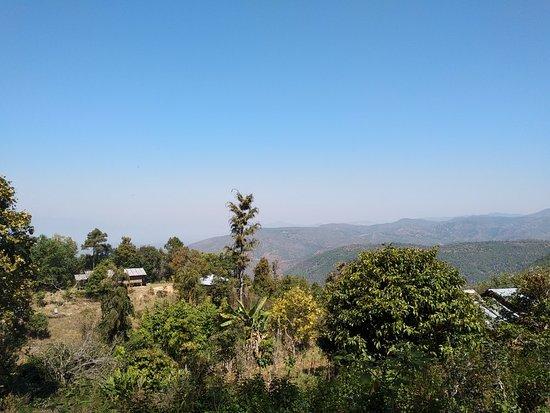 Keng Tung, Myanmar: Kyaing Tong Views