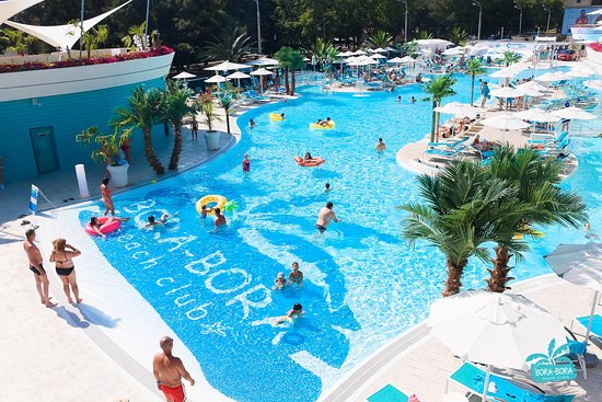 Bora-Bora Beach Club Anapa