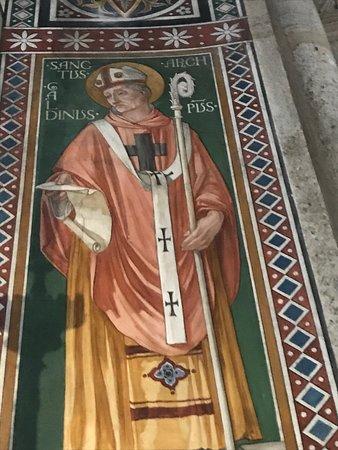 Rivolta d'Adda, อิตาลี: affresco abside