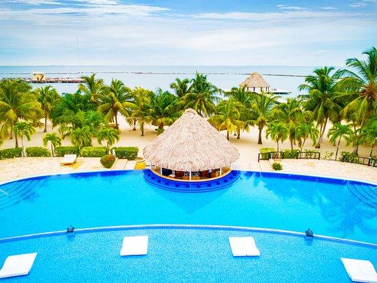Belize Hotel | Belize hotels, Belize honeymoon, Luxury ...  |Belize Treehouse Accommodation Near Beach