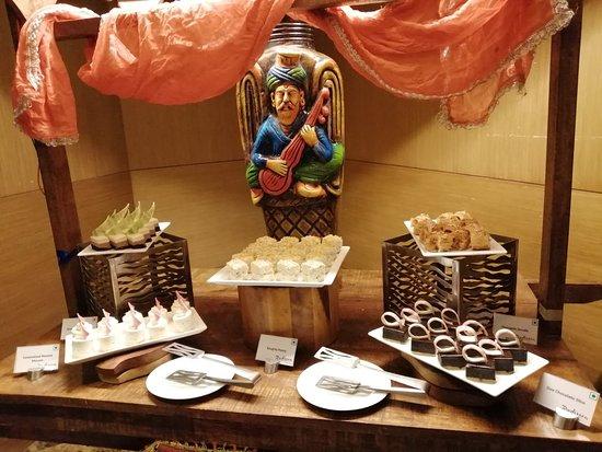 Rangeelo Rajasthan at Radisson Hotel Kandla ,, Rajasthani Food Festival.. Waves