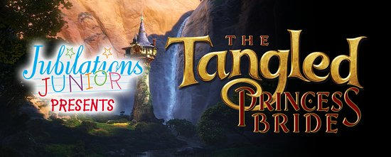 Jubilations Dinner Theatre: The Tangled Princess Bride plays in Edmonton from February 23rd to March 23rd!  Call 780-484-2424 or visit www.jubilations.ca for tickets!