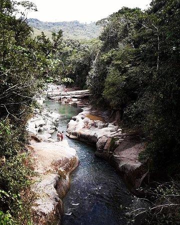 Lejanías, Colombia: Piscinas del guejar
