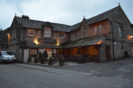 Ravenstonedale, UK: Our room was the second one up on the right hand side.