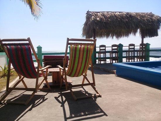 Pool - Picture of Casa Perla, Las Penitas - Tripadvisor