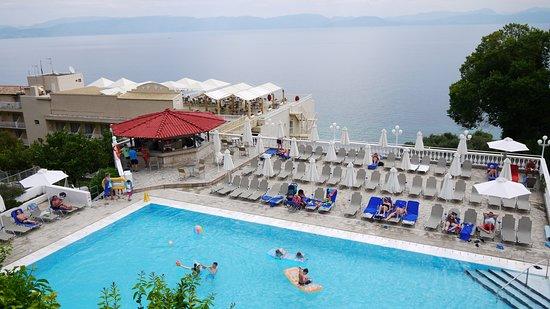 Louis Ionian Sun: Main pool.