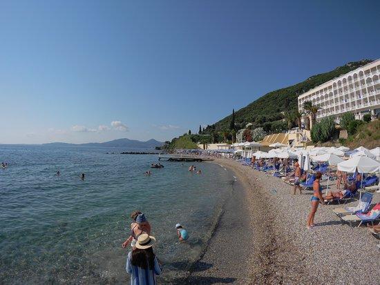 Louis Ionian Sun: Beach.